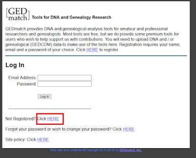 gedmatch-risultati-test dna